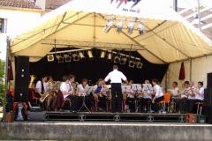 Blasorch. - Altstadtfest Kusel 2008