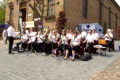 Blasorchester Marktplatzfest Kusel 2009