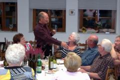 Männerchor Weinprobe