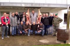 Schlachtfest MäChor 2008