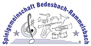 Logo der Spielgemeinschaft Bedesbach-Rammelsbach, visualisiert von Veith Günter