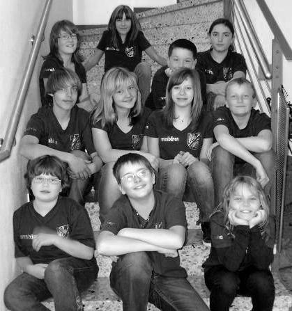 Jugendtheater-Gruppe